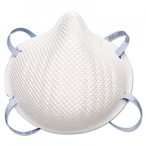 Moldex 2200N95 Series Particulate Respirator, Half-Face Mask, Medium/Large, 20/Box MLX2200N95 507-2200N95