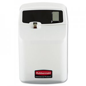 Rubbermaid Commercial SeBreeze Programmable Odor Neutralizer Dispenser, 4 3/4 x 3 1/8 x 7 1/2, White RCP5169