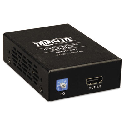 Tripp Lite HDMI Over CAT5 Active Extender Remote Unit, TAA Compliant TRPB1261A0 B126-1A0