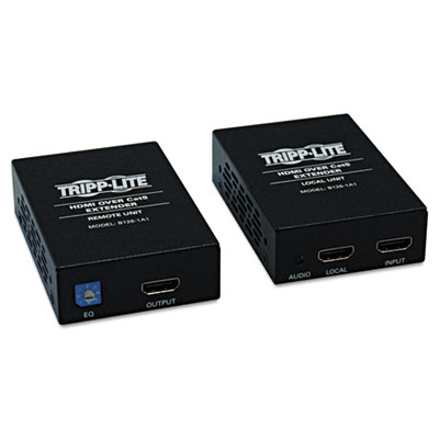 Tripp Lite HDMI Over Single CAT5 Active Extender Kit TRPB1261A1 B126-1A1