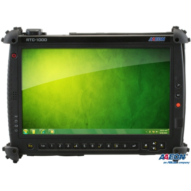 "Aaeon 10.2"" Rugged Tablet Computer TF-RTC-1000I-TA-WB-2110 RTC-1000i"