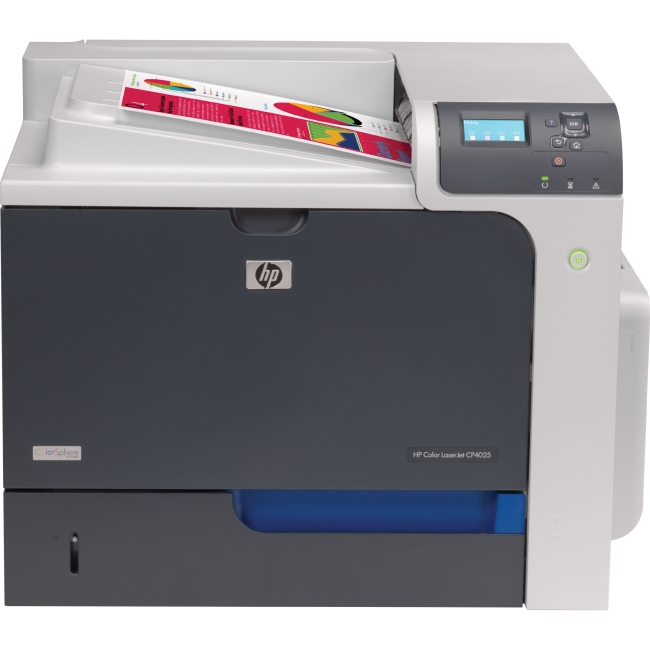 HP LaserJet Enterprise Printer - Refurbished CC490AR#BGJ CP4025DN