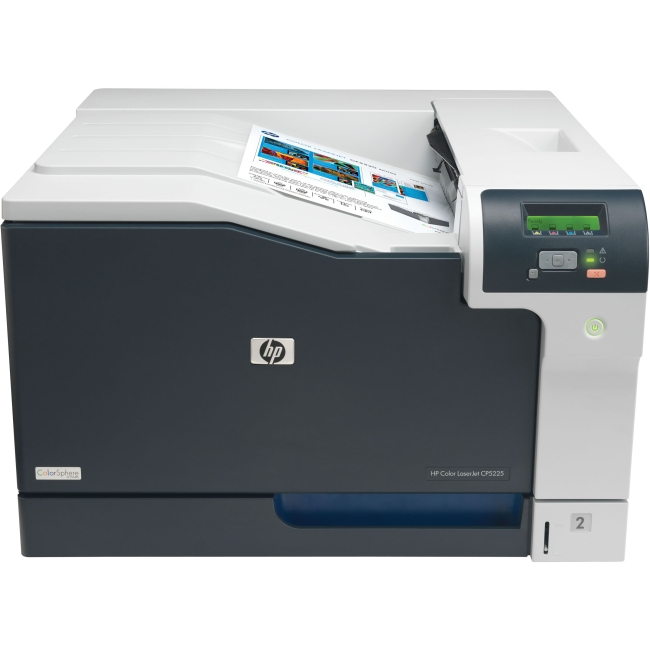 HP LaserJet Professional Printer - Refurbished CE711AR#BGJ CP5225N