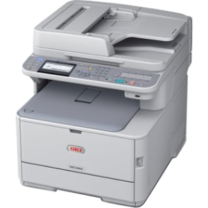 Oki LED Multifunction Printer 62441804 MC362W