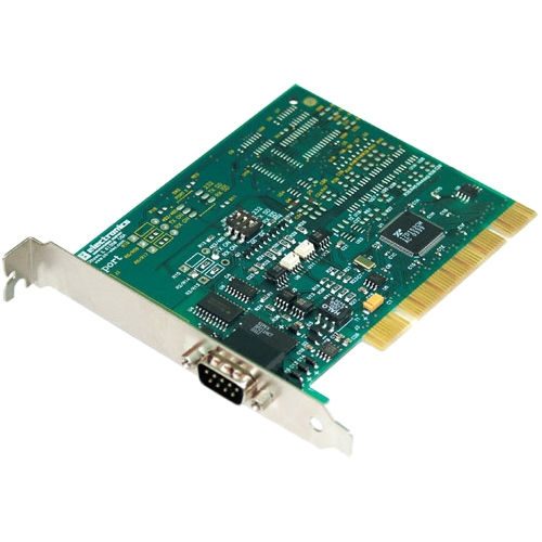 B+B 1 Port Optically Isolated MIPort Universal PCI Card 3PCIOU1