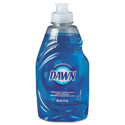 Dawn Dishwashing Liquid, Original, 9oz Squeeze Bottle, 18/Carton 00445 PAG00445 PGC 00445