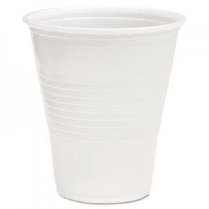 Boardwalk Translucent Plastic Cold Cups, 12oz, Polypropylene, 50/Pack BWKTRANSCUP12PK