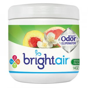Bright Air Super Odor Eliminator, White Peach and Citrus, 14oz BRI900133 900133