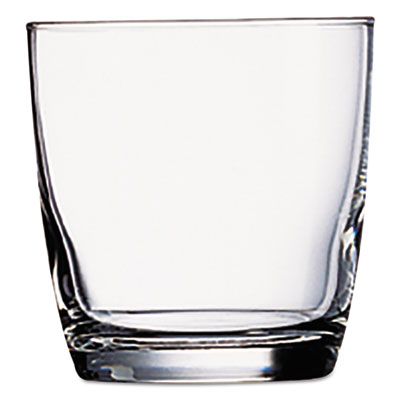 Office Settings Marbel Beverage Glasses, 10.5oz, Clear, 6/Box OSICEX10 CEX10
