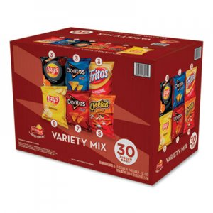Frito-Lay Classic Variety Mix, Assorted, 30 Bags per Box LAY52347 028400523479
