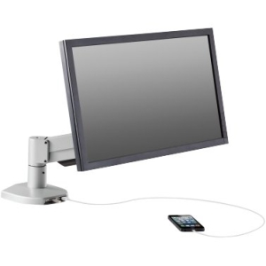 Innovative 7000-Busby - LCD Arm with Integrated USB Hub 7000-800-BUSBY-124 7000-800-BUSBY