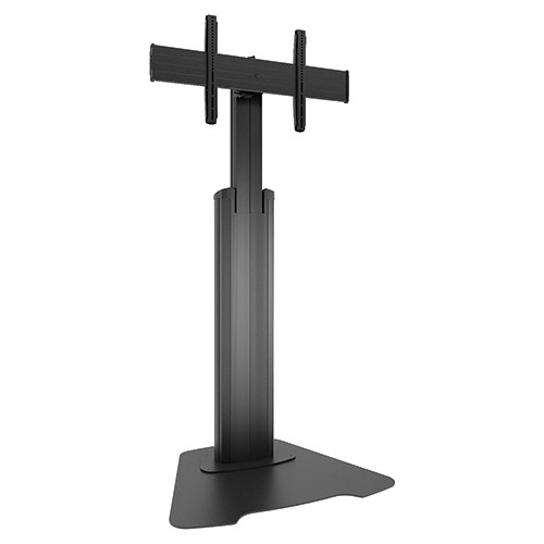 Chief Large FUSION Manual Height Adjustable Floor Stand LFAUB