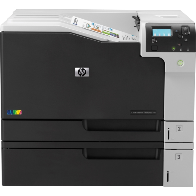 HP Color LaserJet Enterprise (D3L09A) D3L09A#BGJ M750DN