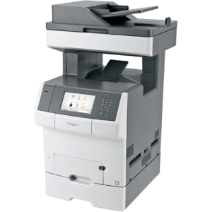 Lexmark Multifunction Printer 34TT039 X748DTE