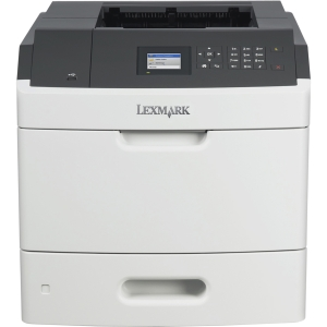 Lexmark Refurbished MS810n Mono Printer 55 ppm 88R3004 40G0100