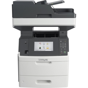 Lexmark Refurbished MX710de  Mono MFP 63 ppm 88R3101 24T7401