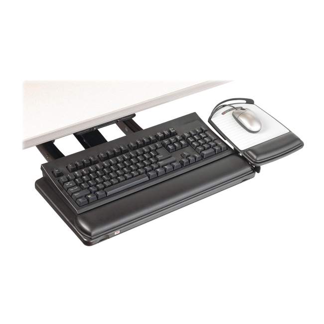 3M Sit/Stand Adjustable Keyboard Tray AKT180LE
