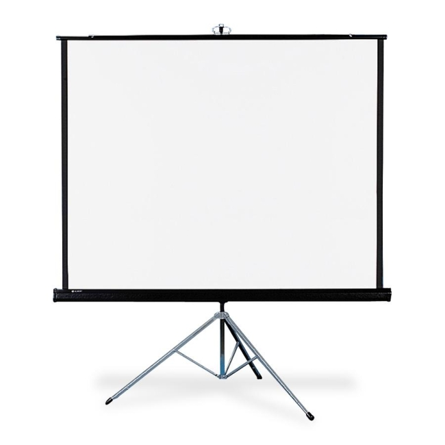 Large Portable Projector Screens : Portable tripod projection screen acco brands corporation