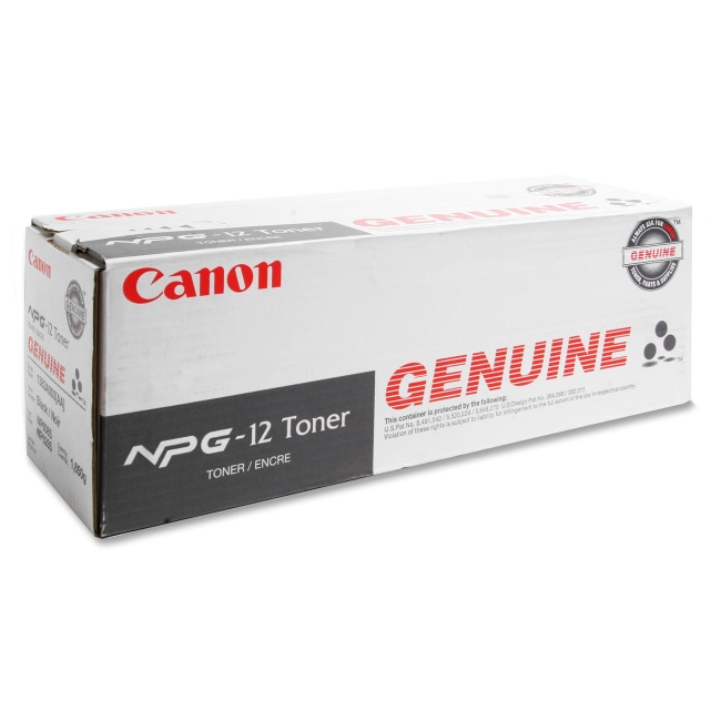 Canon Black Toner Bottle 1383A003AA