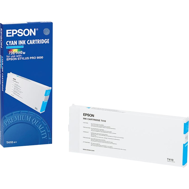 Epson Cyan Ink Cartridge T410011