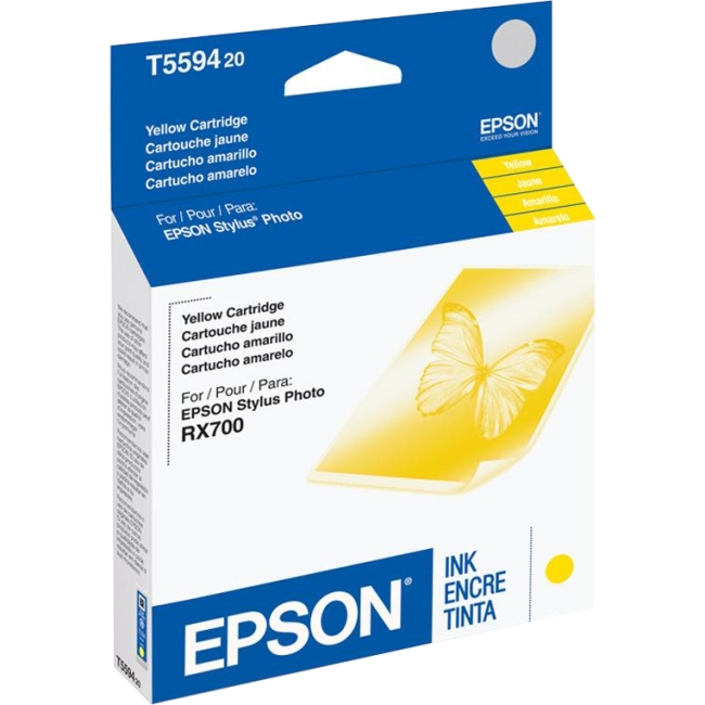 Epson Black and Color Ink Cartridge T559420