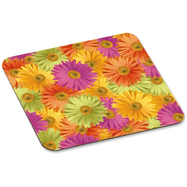 3M Daisy Design Mouse Pad MP114DS
