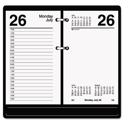 Recycled Compact Desk Calendar Refill 3 Quot X 3 3 4 Quot 2015