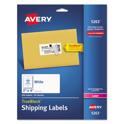 Printer for Staples white mailing labels template