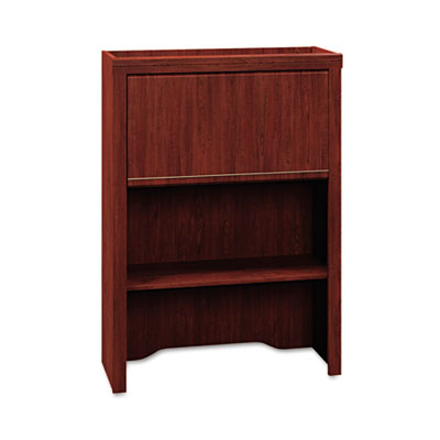 Bush Enterprise Collection 30W Lateral File Hutch, Harvest Cherry BSH2955CS03 2955CS-03