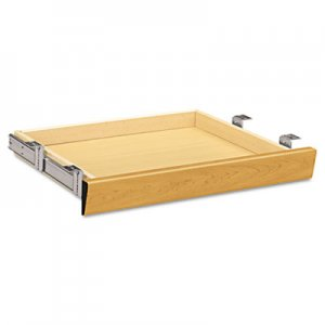 HON Laminate Angled Center Drawer, 22w x 15 3/8d x 2 1/2h, Harvest HON1522C H1522.C
