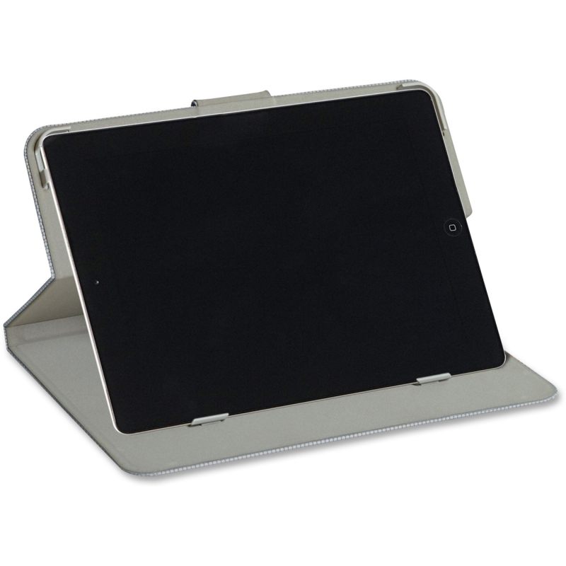 Verbatim Folio Case for iPad Air - Pebble Grey 98414 VER98414