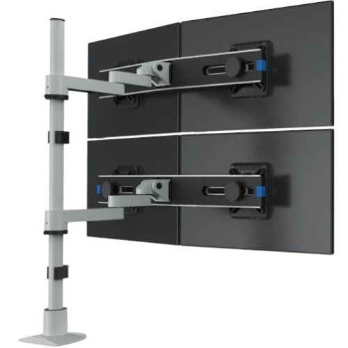 Innovative Articulating Two-Tier Dual LCD Mount 9112SWITCHDFM104 9112-Switch-D-FM