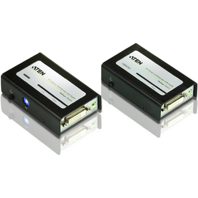 Aten DVI Dual Link Extender with Audio VE602