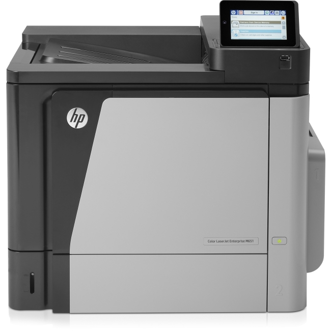 HP Color LaserJet Enterprise Printer (CZ255A) CZ255A#BGJ M651n