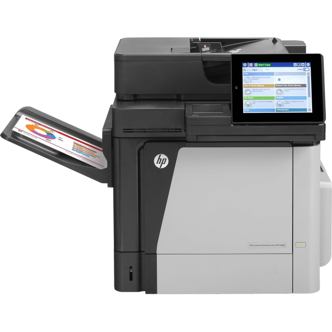 HP LaserJet Laser Multifunction Printer CZ248A#BGJ M680DN