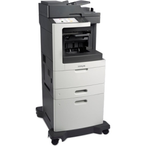 Lexmark Multifunction Laser Printer Government Compliant 24TT141 MX812DXPE