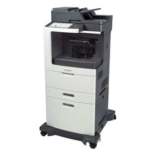 Lexmark Multifunction Laser Printer Government Compliant 24TT341 MX812DXPE