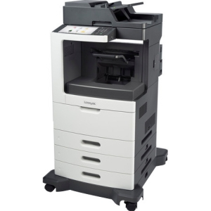 Lexmark Laser Multifunction Printer Government Compliant 24TT356 MX810DTPE