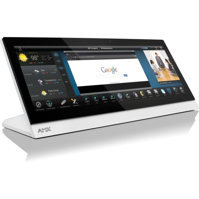 "AMX 19.4"" Modero X Series G5 Panoramic Tabletop Touch Panel FG5968-41 MXT-1901-PAN"