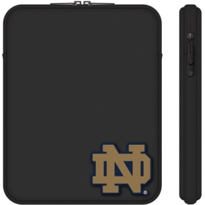 "Centon 10"" Classic Black Tablet Sleeve Notre Dame LTSCIPAD-ND"