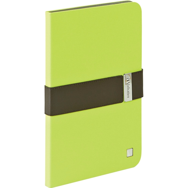 Verbatim Folio Signature for iPad mini and iPad mini with Retina display - Green/Mocha 98421
