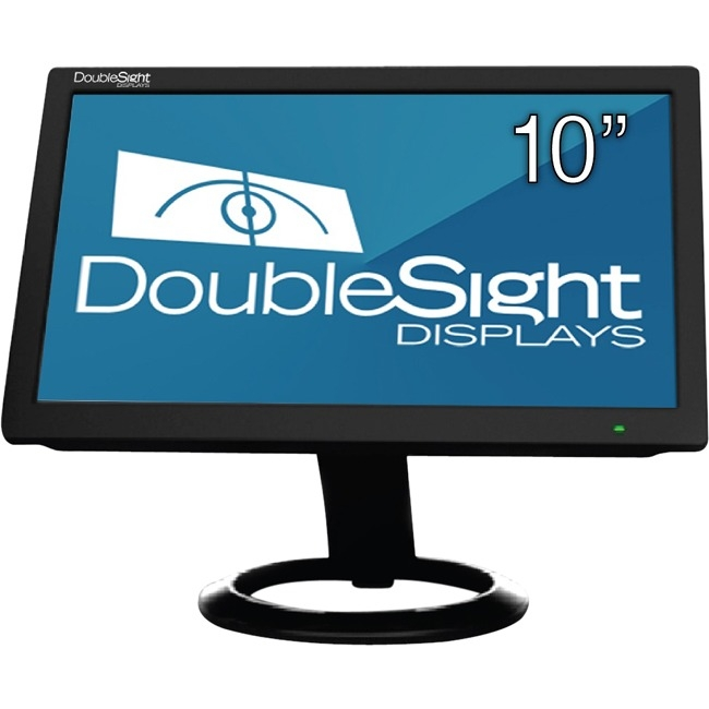 "DoubleSight Displays 10"" USB LCD Monitor TAA DS-10U"