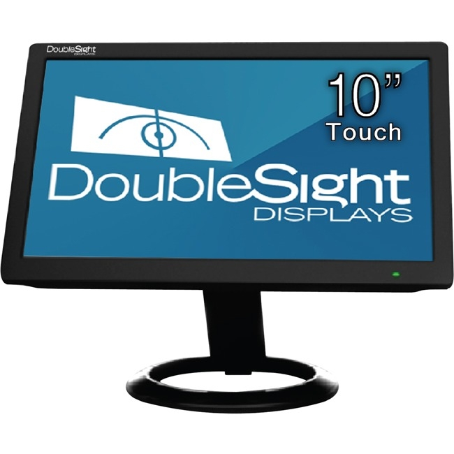 "DoubleSight Displays 10"" USB LCD Monitor with Touch Screen TAA DS-10UT"