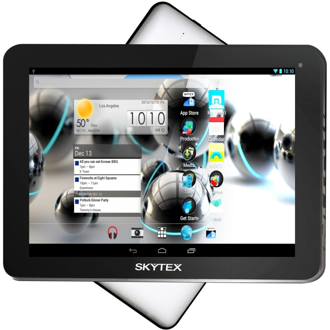 "Skytex 9.7"" Dual Core Multimedia Tablet SP972"