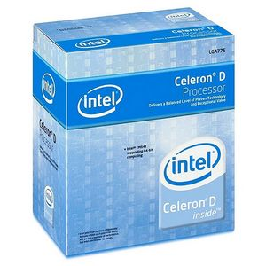 Intel-IMSourcing Celeron D 3.20GHz Processor BX80552352 352