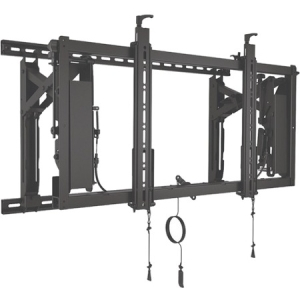 Chief ConnexSys Video Wall Landscape Mounting System with Rails LVS1U