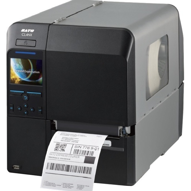 Sato Industrial Thermal Printer WWCL00081 CL408NX