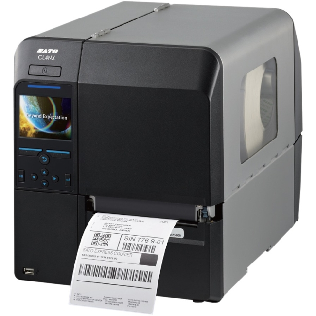Sato Industrial Thermal Printer WWCL22081 CL412NX