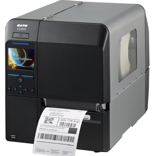 Sato Industrial Thermal Printer WWCL02081 CL408NX