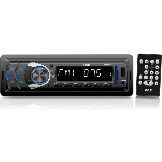 Pyle Car Flash Audio Player PLTR24U